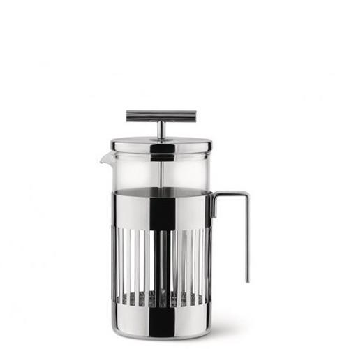 Caffettiera a presso-filtro o infusiera 3 tazze Acciaio 9094/3
