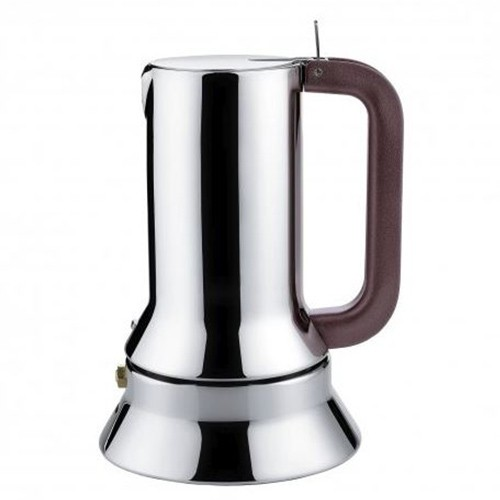 Caffettiera espresso 6 tazze Acciaio 9090/6