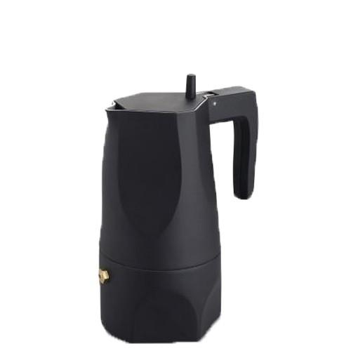 Caffettiera espresso 3 tazze Nero Ossidiana MT18/3 B
