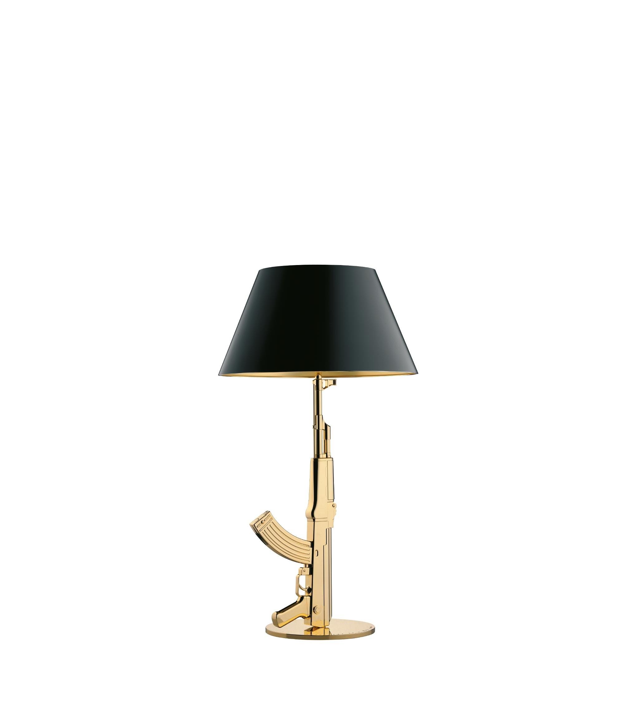 Lampada da tavolo Guns Oro F2954000