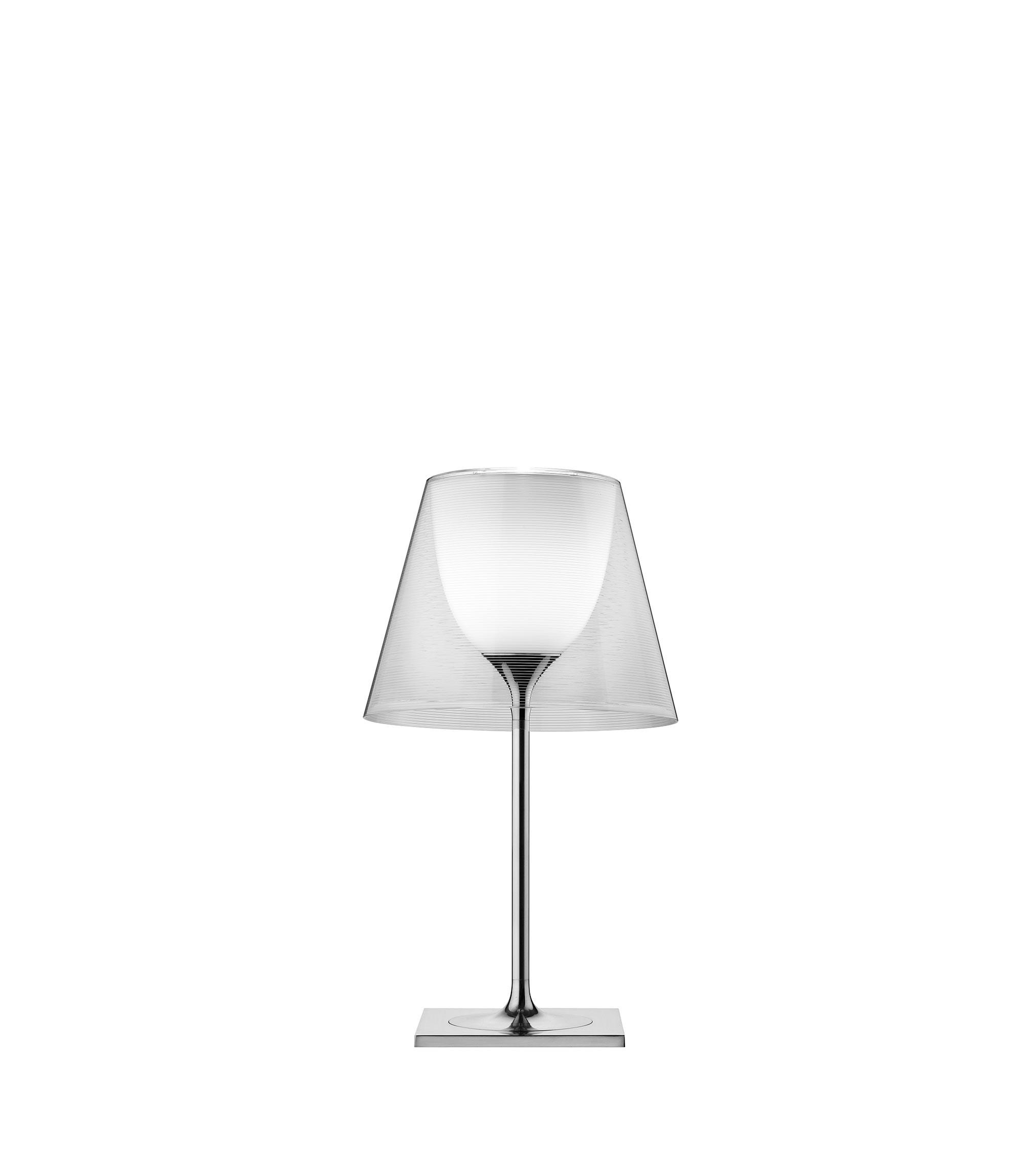 Lampada da tavolo K-Tribe T2 Trasparente F6303000