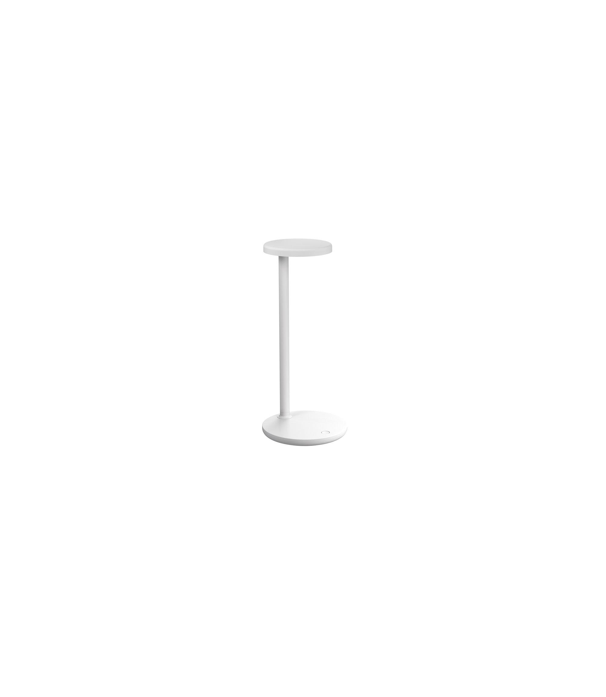 Lampada da Tavolo Oblique Bianco 09.8302.DY