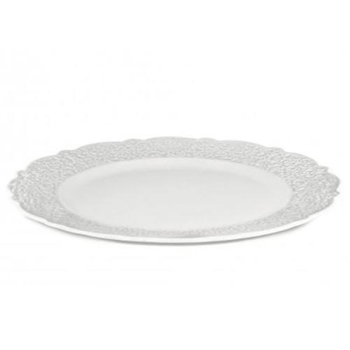 Piatto da portata Bianco Dressed MW01/21
