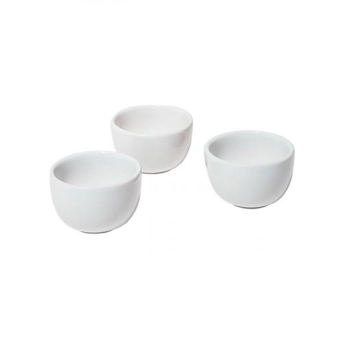 Set di 3 ciotole Bianco Mami SG60