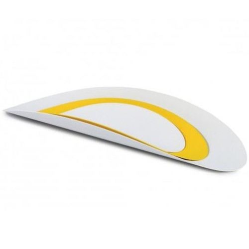 Set tre contenitori Ellipse Giallo ABI07SET1