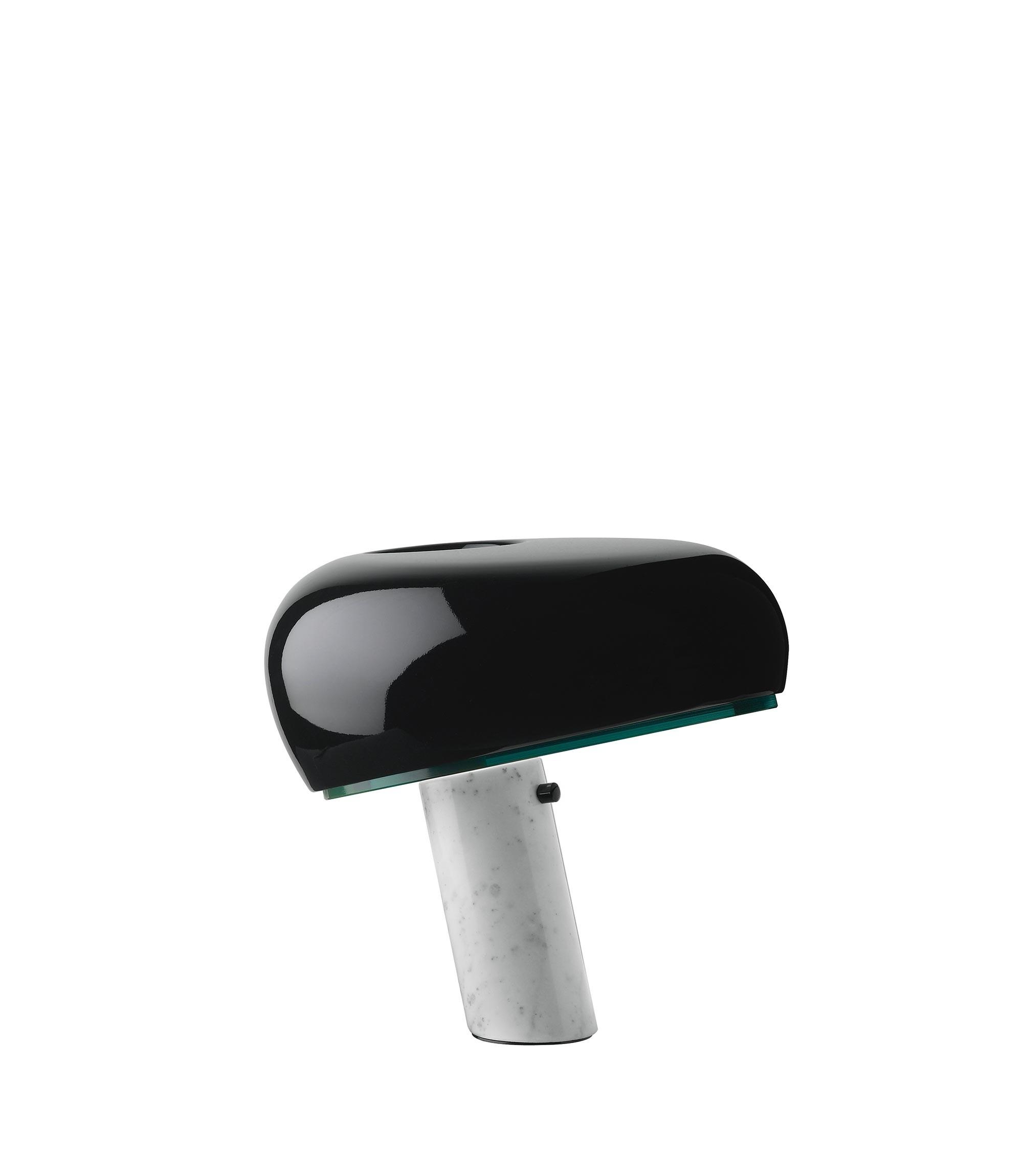 Lampada da tavolo Snoopy Nero F6380030