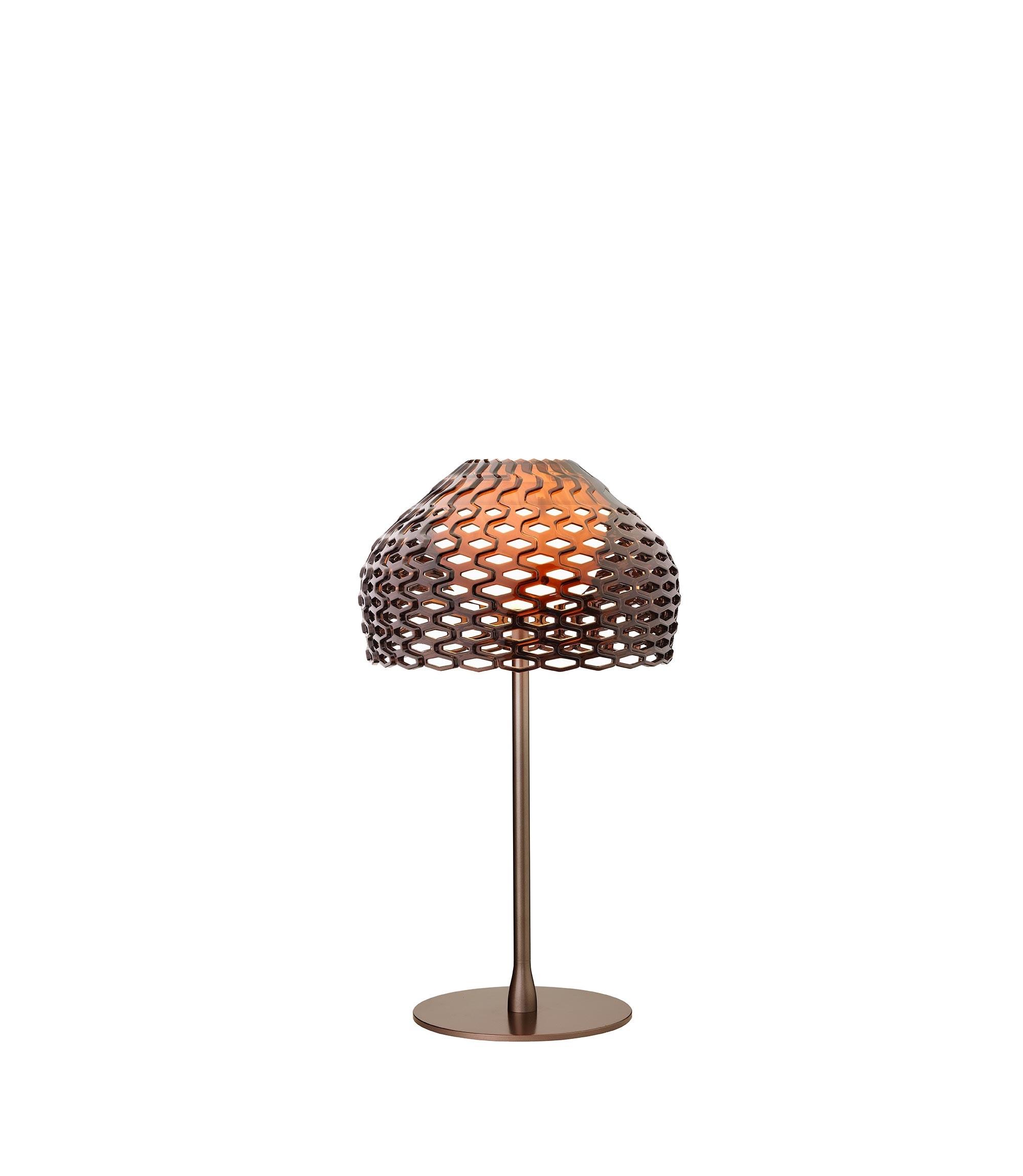 Lampada da Tavolo Tatou T Grigio Ocra F7761048
