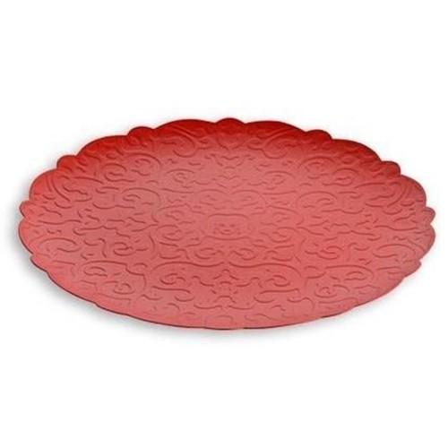 Vassoio rotondo Dressed Rosso MW07 R