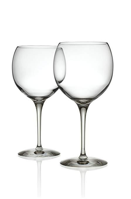 Set due Bicchieri Vino Rosso MAMI XL SG119/0S2