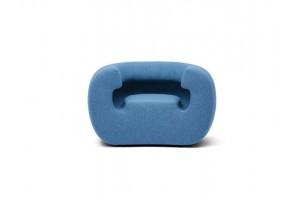 Poltrona Roxanne Blu G31104