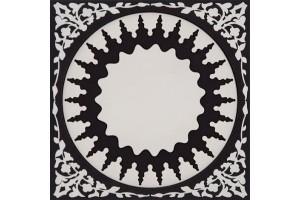 Sottobottiglia Mosaic Black & White BOT112071