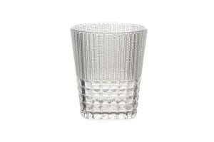Set 6 Bicchieri Acqua Trasparente Chic & Zen ZGWA.ZEN01
