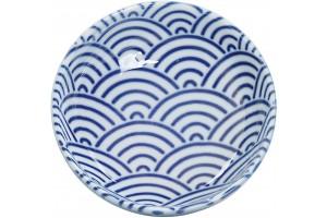 Ciotola per Salsa Nippon Blue Wave 7004