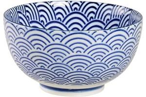 Ciotola Okonomi Nippon Blu Wave 8624