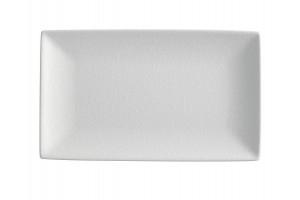 Caviar Vassoio Bianco 27.5x16 cm AX0232