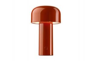 Lampada da tavolo Rosso Mattone Bellhop F1060075