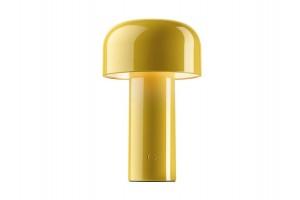 Lampada da tavolo Giallo Bellhop F1060019