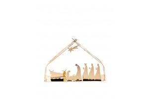 Bark Crib Presepe Oro BM09 GD
