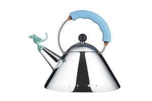 Bollitore Acciaio Azzurro Tea Rex 9093REXLAZ