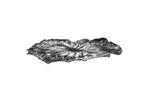 Centrotavola Acciaio A Lotus Leaf YHC01