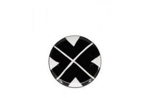 Piatto Piccolo Sierra Cross Nero CV50140