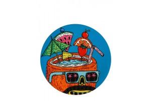 Sottobicchiere Mulga The Artist Coconut DU0184