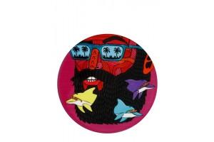 Sottobicchiere Mulga The Artist Dolphin Man DU0193