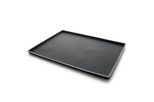 Tappetino in silicone da forno con bordo Nero 1841343