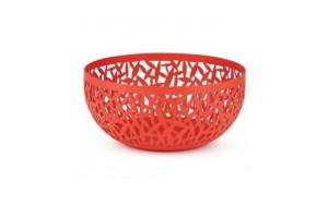 Fruttiera Rosso Cactus! MSA04/21 R