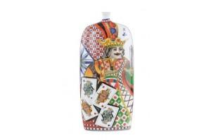 Vaso Bottiglia Regina di Cuori VABO2.REG01
