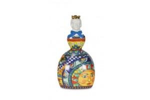 Bottiglia Olio 1 lt Joke Sicily Blu JOIL1.SIC03