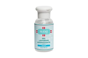 Gel Igienizzante Mani 80 ml Ocean M-GEL.04