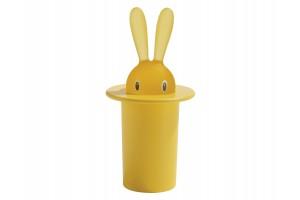 Portastuzzicadenti Giallo Magic Bunny ASG16 Y