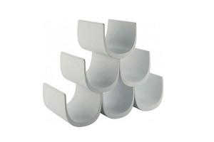 Portabottiglie Bianco GIA13 W