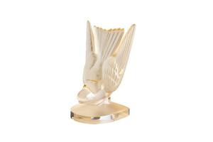 Scultura fermacarte cristallo Oro Rondini 10646400