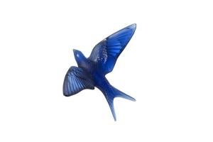 Scultura con calamita cristallo Blu Rondini 10624900