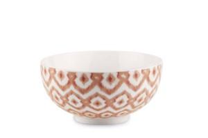 Tazza Bowl Rosa Tiles Baci Milano TBOW.TILE06