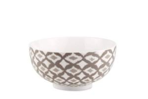 Tazza Bowl Tortora Tiles Baci Milano TBOW.TILE04