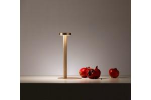 Lampada da Tavolo TeTaTeT Matt Gold 1A03118
