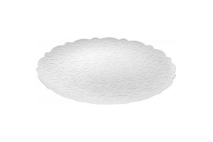 Vassoio rotondo Dressed Bianco MW07 W