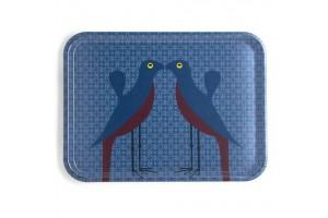 Vassoio Rettangolare Birds of Paradise TRA463403