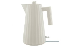 Bollitore Elettrico Plissé Bianco MDL06 W