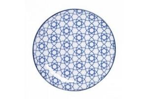 Piatto Nippon Blue Stripe 16 cm 8516