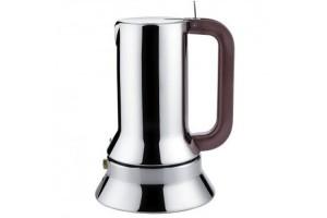 Caffettiera espresso 10 tazze Acciaio 9090/M