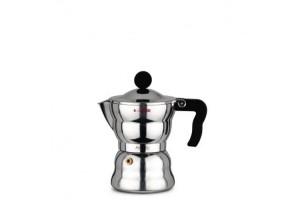 Caffettiera espresso 3 tazze Moka Alessi AAM33/3