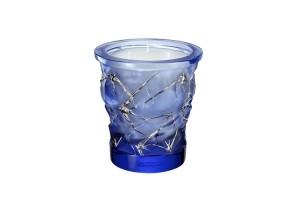 Candela profumata cristallo Blu Rondini B14400
