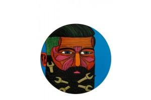 Sottobicchiere Mulga The Artist Spanner Man DU0195