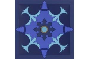 Svuotatasche Zafaf Bluebird VPO190031