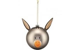 Palla per Albero di Natale Asinello AMJ13 5