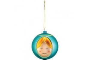 Palla per Albero di Natale Madonna AMJ13 2